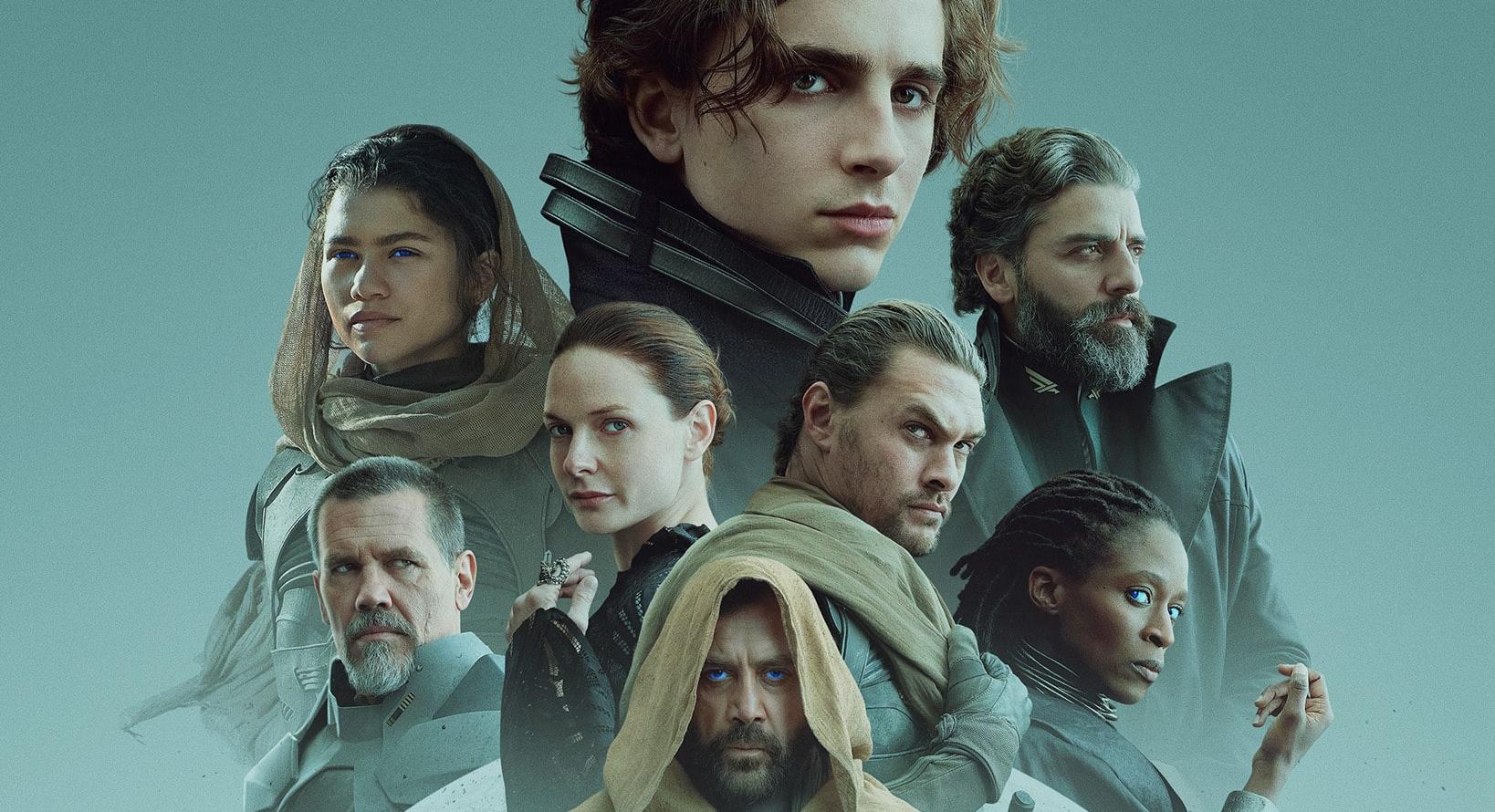 Nouvelle affiche FR pour Dune de Denis Villeneuve - Fucking Cinephiles - Le  meilleur du cinéma par les plus BadAss des cinéphiles !